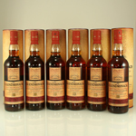 GLENDRONACH CASK STRENGTH BATCH 1-6