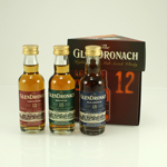 GLENDRONACH Triple Gift Pack 46% 3x5cl