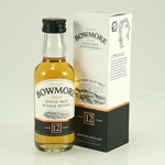BOWMORE 12 Y/O 40% 5cl