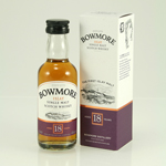 BOWMORE 18 Y/O 43% 5cl