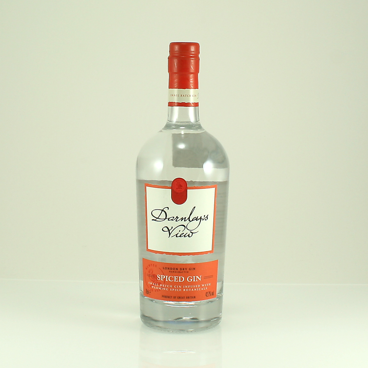 DARNLEY'S VIEW SPICED Gin 42.7% 70cl