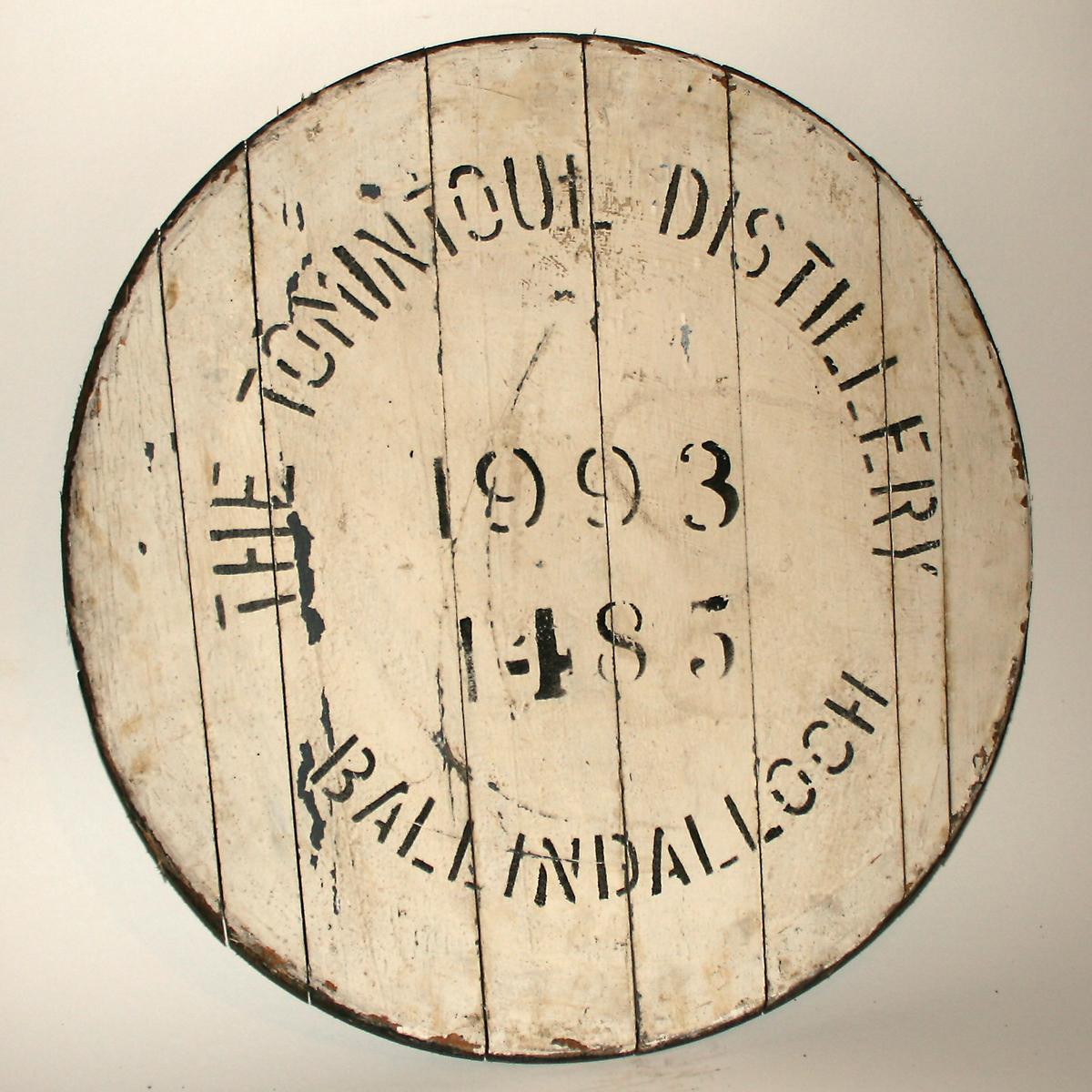 TOMINTOUL 1993 White Cask End
