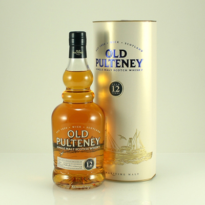 OLD PULTENEY 12 Y/O 40% 70cl