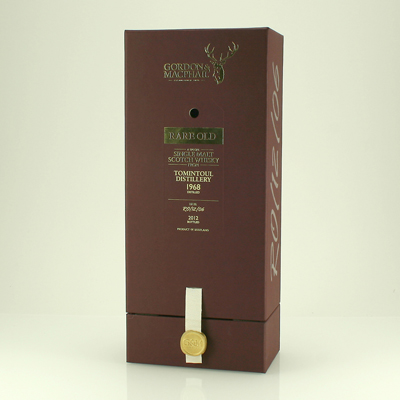 TOMINTOUL 1968  Rare Old 45.5% 70cl