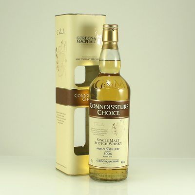 ARRAN 2006 Connoisseurs Choice 46% 70cl