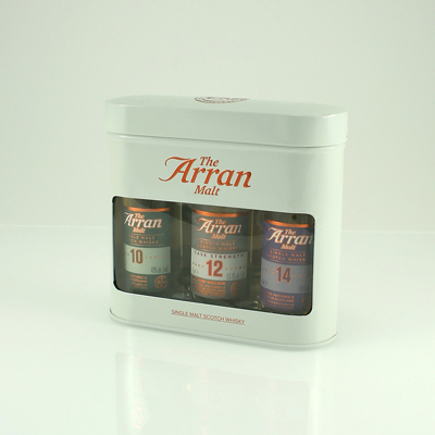 ARRAN Triple Gift Pack 3x5cl